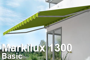 The Markilux 1300 Basic