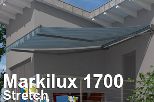 The Markilux 1700 Stretch