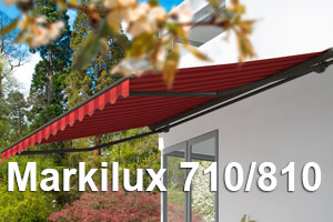Markilux 710 and 810