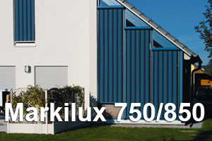 Markilux 750 and 850