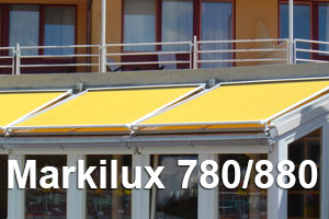 Markilux 780 and 880