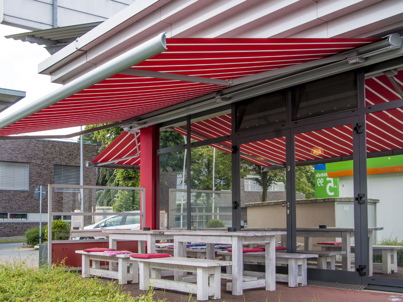 Shop Office Awnings Retractable Awnings For Cafes Shops