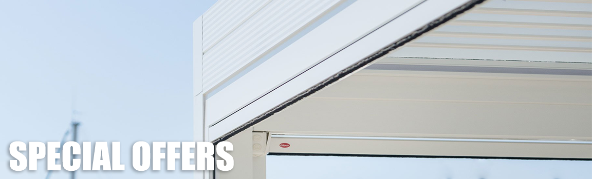 Commercial Awnings special offers