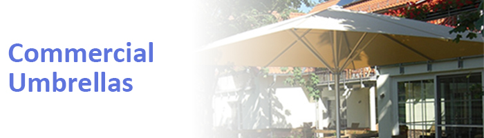 To view our commercial umbrellas, click here