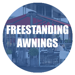 Free standing Awnings