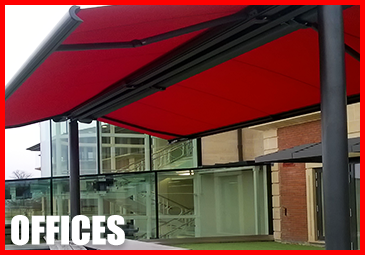 Click here for our shelter solutions for offices