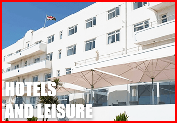 View our outdoor solutions for hotels