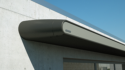 MX-1 Markilux Cassette Awning | Compact Patio Roof Cover | Markilux
