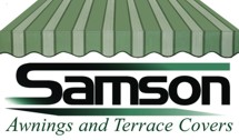 Samson commercial awning and terrace cover systems