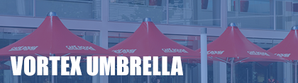 Vortex Umbrellas
